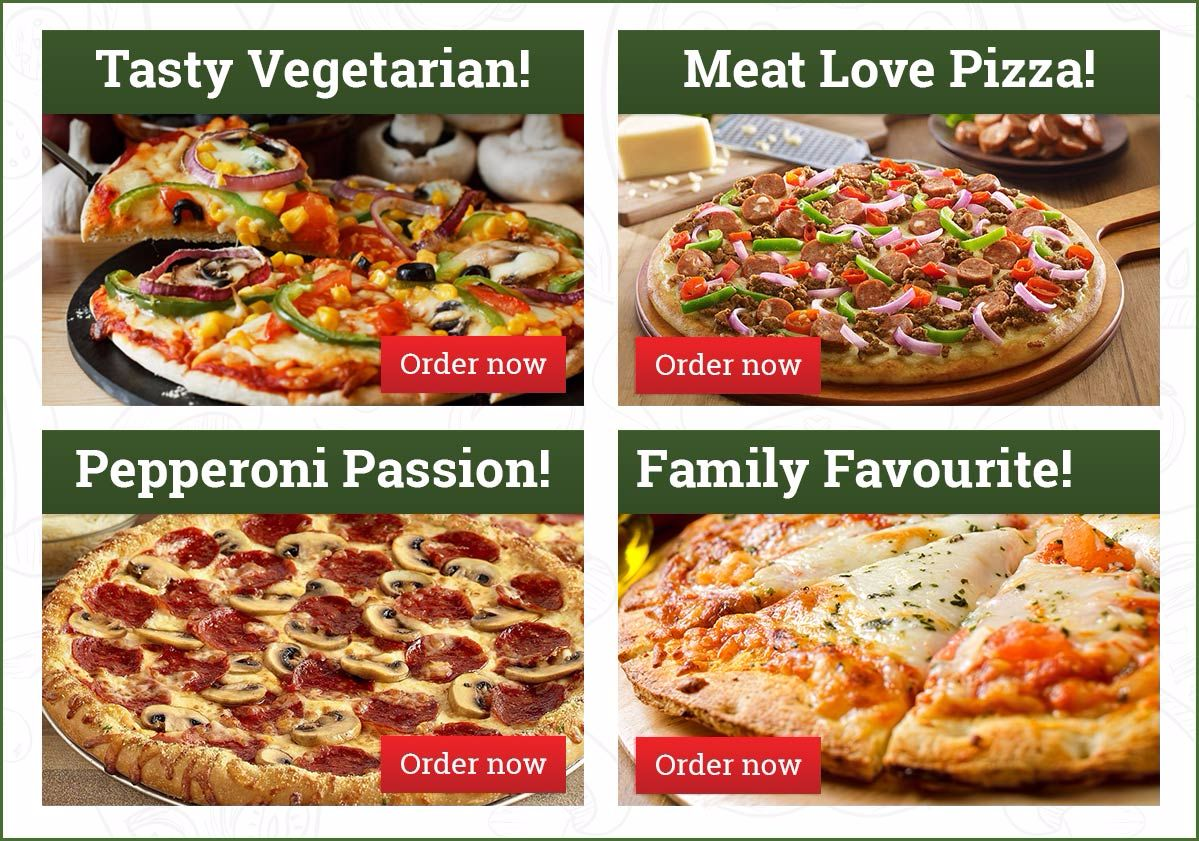 Family Meal Deals Tempting Pizzas Delicious Pasta Dishes